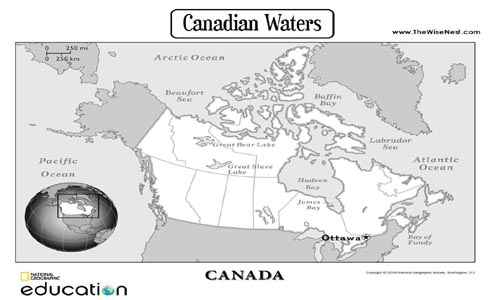 Canada Water Bodies