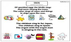 singing shot