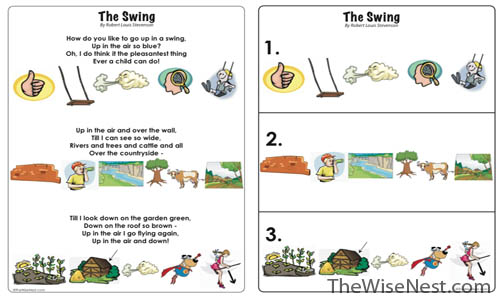 Poetry The Swing The Wise Nest