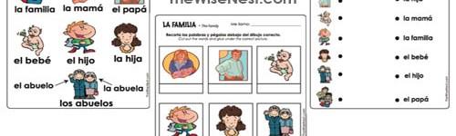 La Familia – Spanish