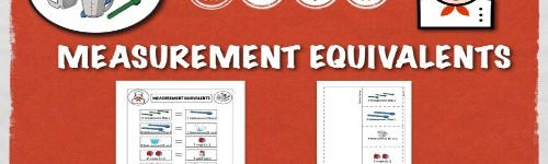 Liquid Measurement Equivalents