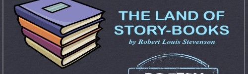 Poetry – The Land of Story-Books