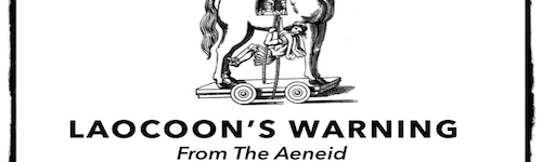 Poetry – Laocoon's Warning